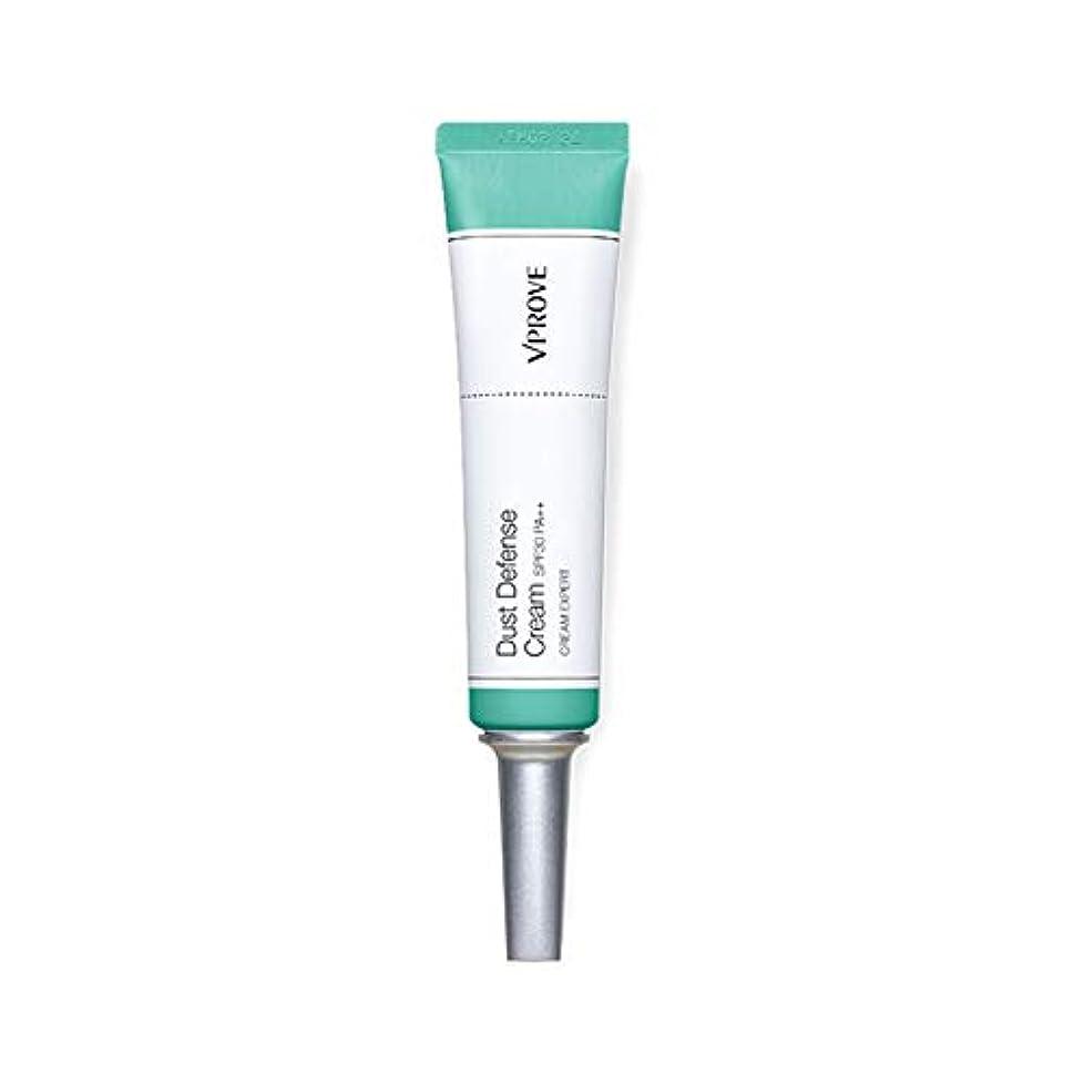 足音どちらも樹皮[コスモコス]COSMOCOS VPROVE クリームエキスパートダストディフェンスクリーム SPF30 PA++ 35g 海外直送品 cream expert dust defense cream [並行輸入品]