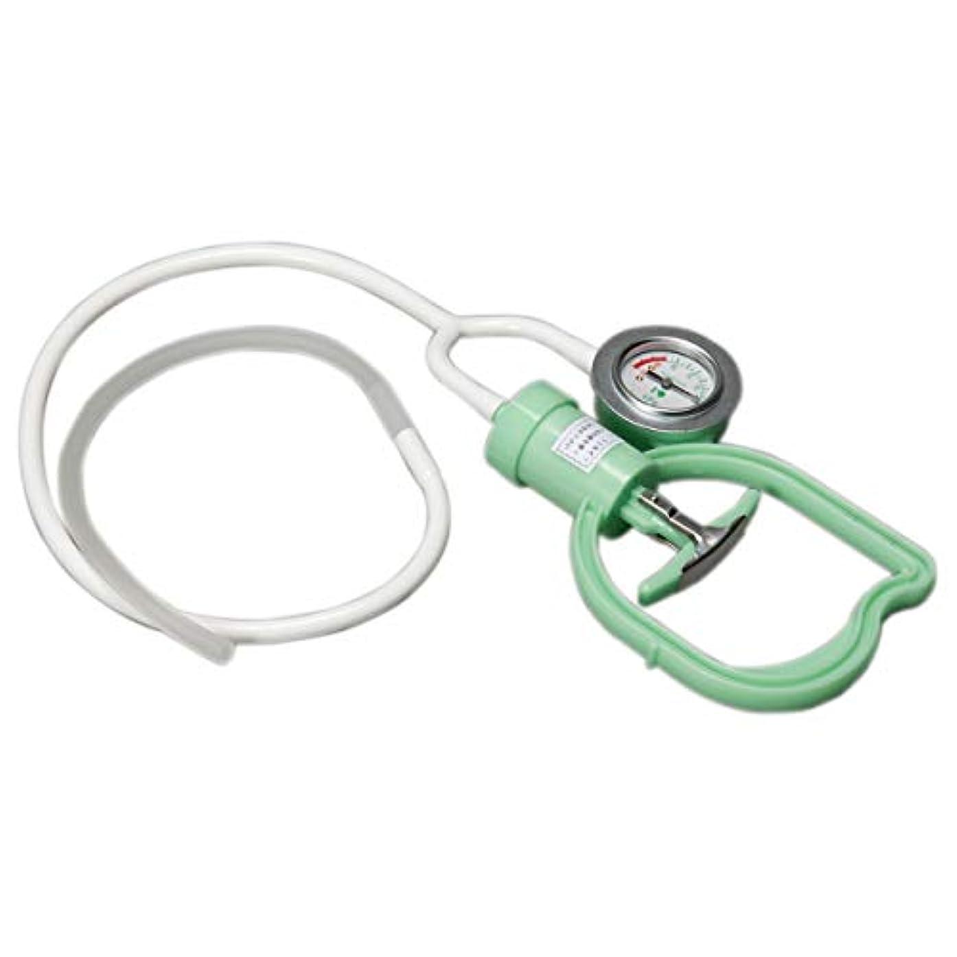 外科医あさりそうハンドポンプ Q [ マッサージカップ カッピングマッサージ 吸引器 吸圧器 吸い玉 吸玉 マッサージ カッピング カップ 美容 業務用 ]