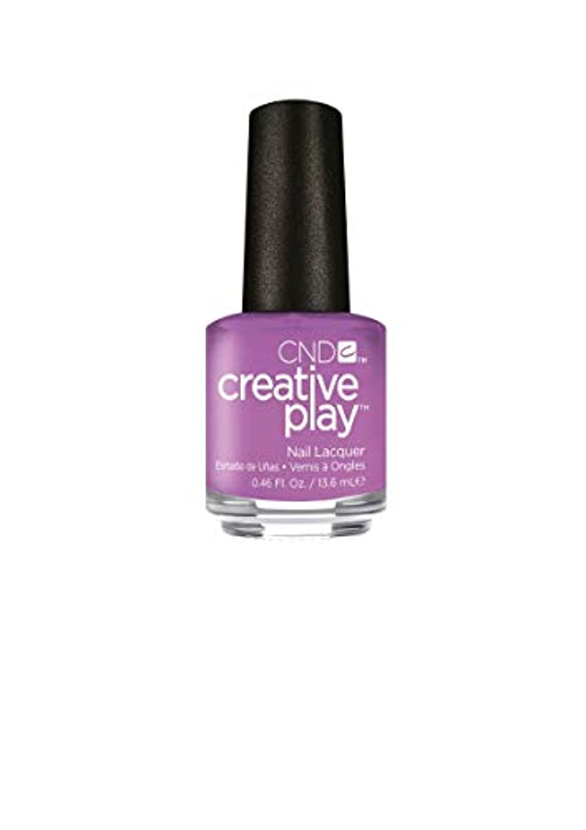 劇的密度抹消CND Creative Play Lacquer - A Lilac-y Story - 0.46oz / 13.6ml