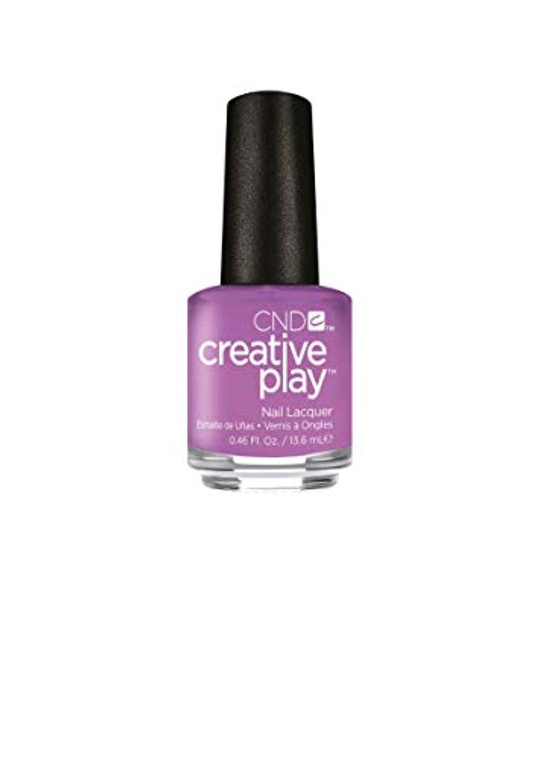 おもしろいこどもセンター分配しますCND Creative Play Lacquer - A Lilac-y Story - 0.46oz / 13.6ml