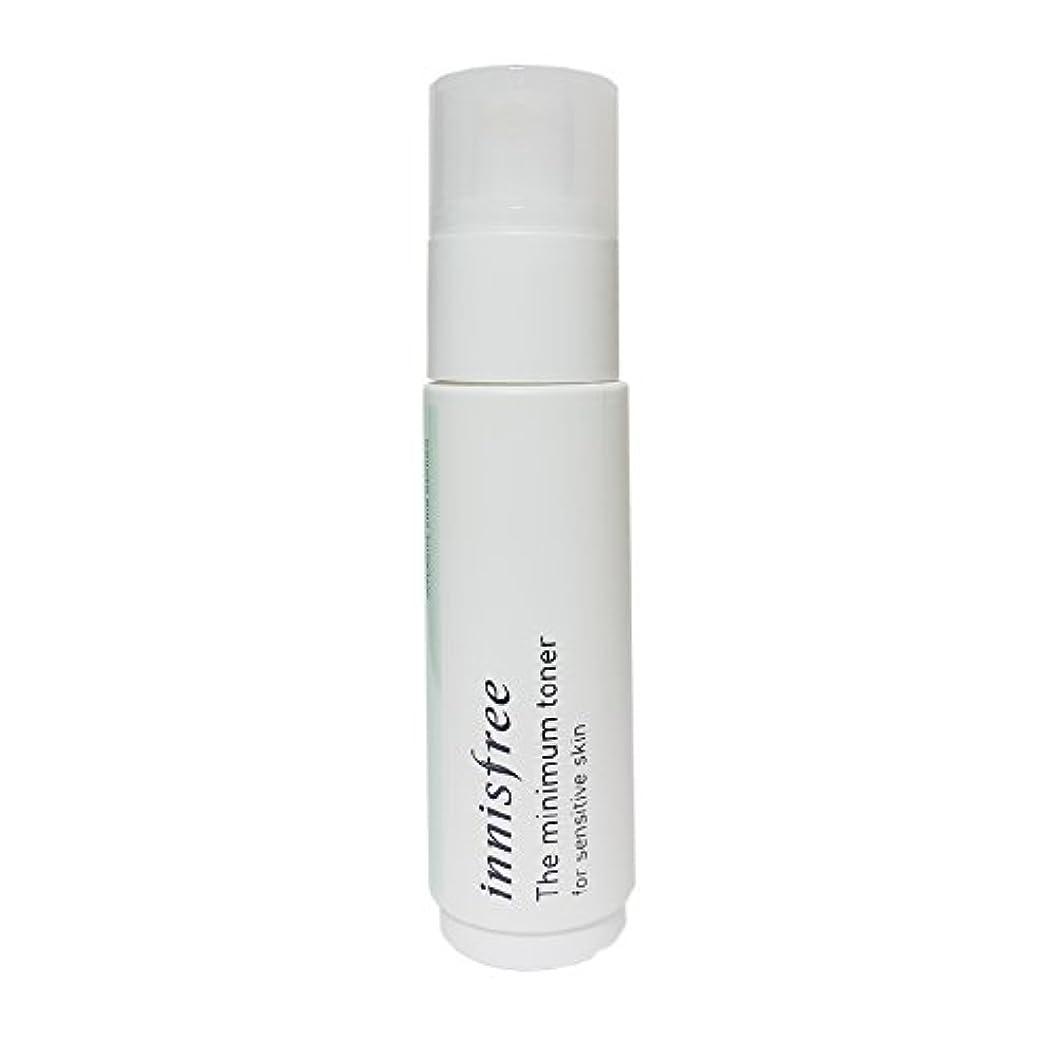 出来事アライアンス予備[イニスフリー] Innisfree ザミニマム トナー敏感肌用(45ml) Innisfree The Minimum Toner For Sensitive Skin(45ml)  [海外直送品]