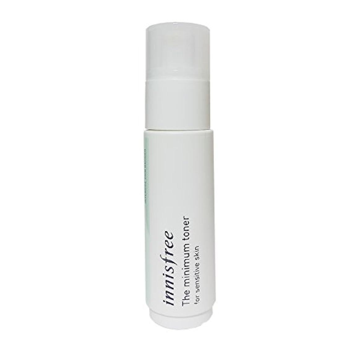 アラート保持する図書館[イニスフリー] Innisfree ザミニマム トナー敏感肌用(45ml) Innisfree The Minimum Toner For Sensitive Skin(45ml)  [海外直送品]