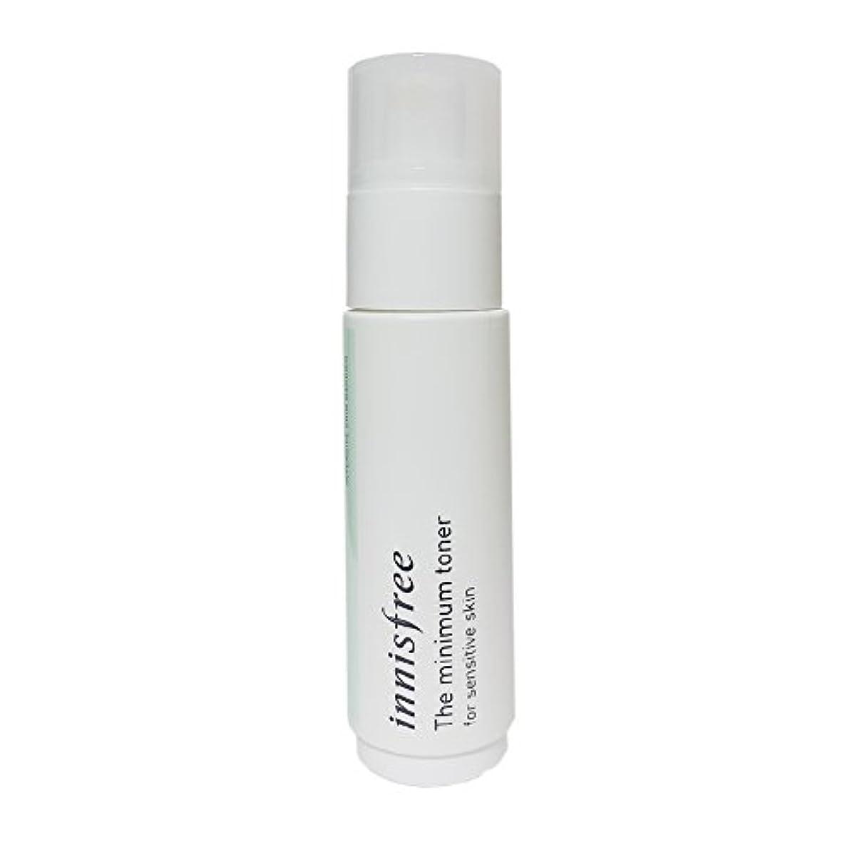 モジュール人気の内陸[イニスフリー] Innisfree ザミニマム トナー敏感肌用(45ml) Innisfree The Minimum Toner For Sensitive Skin(45ml)  [海外直送品]