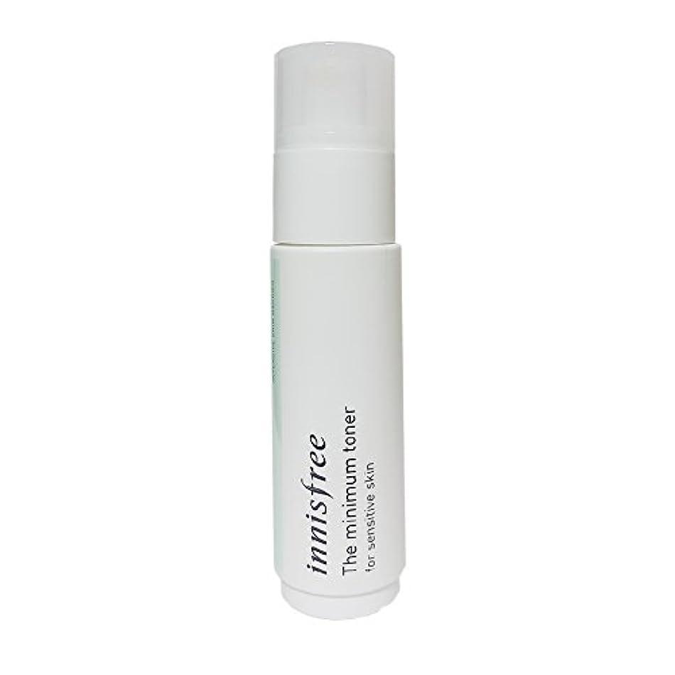 ドキュメンタリー感動するチート[イニスフリー] Innisfree ザミニマム トナー敏感肌用(45ml) Innisfree The Minimum Toner For Sensitive Skin(45ml)  [海外直送品]