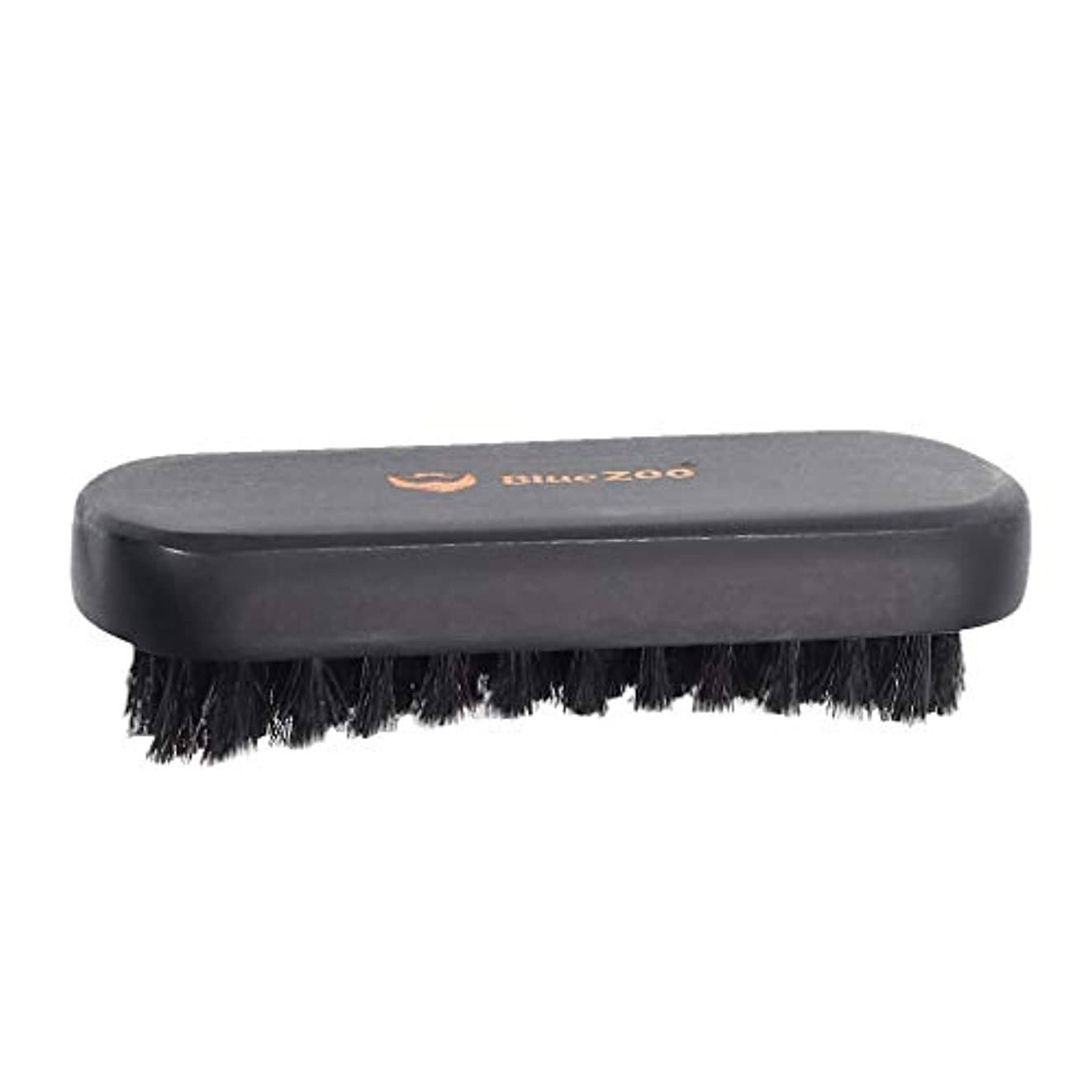 輝度暖かさアスリートPerfeclan 多機能 髭剃り シェービング クリーニングブラシ 男性用 木製 メンズ ブラック