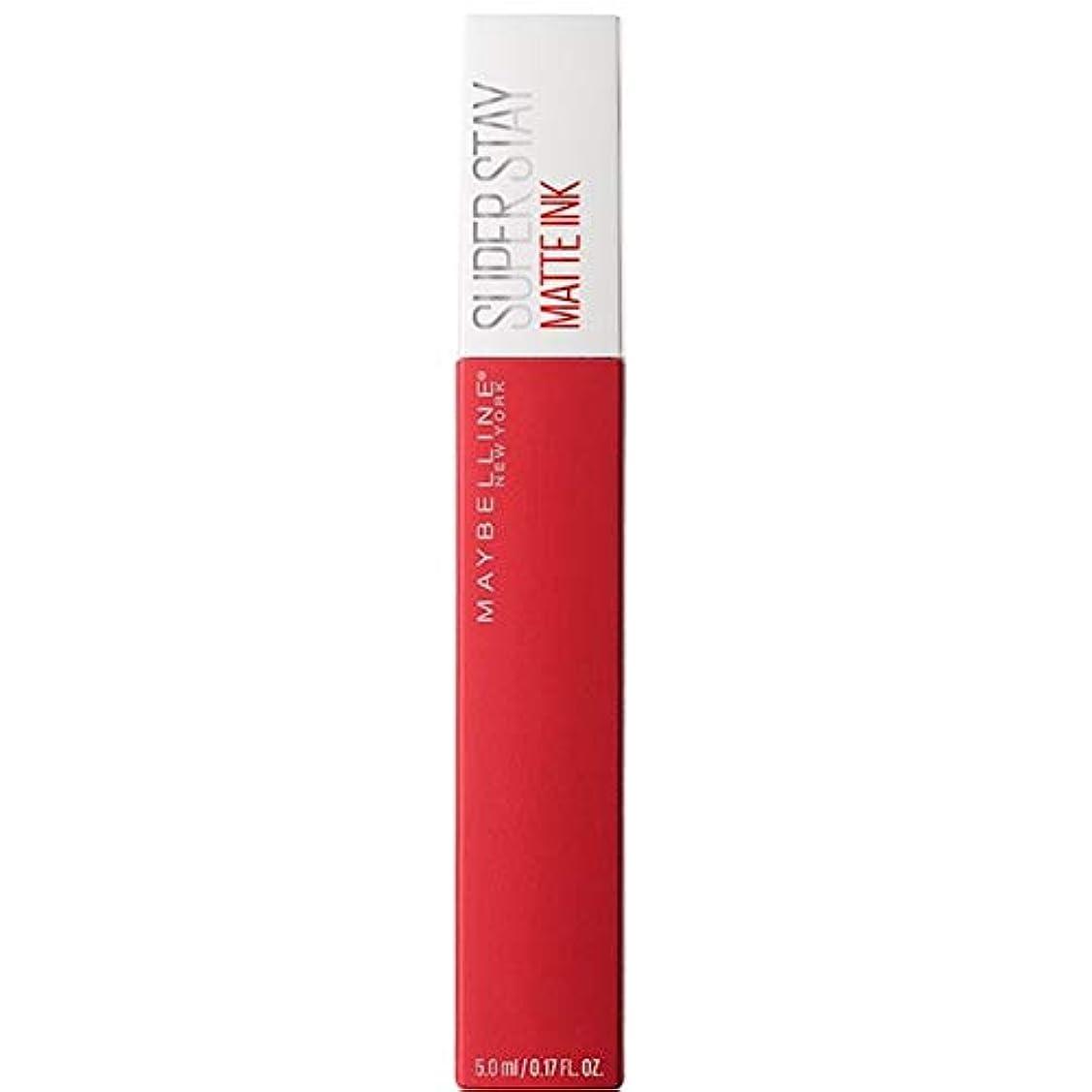 ウェブインタネットを見るみなさん[Maybelline ] メイベリンSuperstayマットインク液20パイオニア - Maybelline Superstay Matte Ink Liquid 20 Pioneer [並行輸入品]