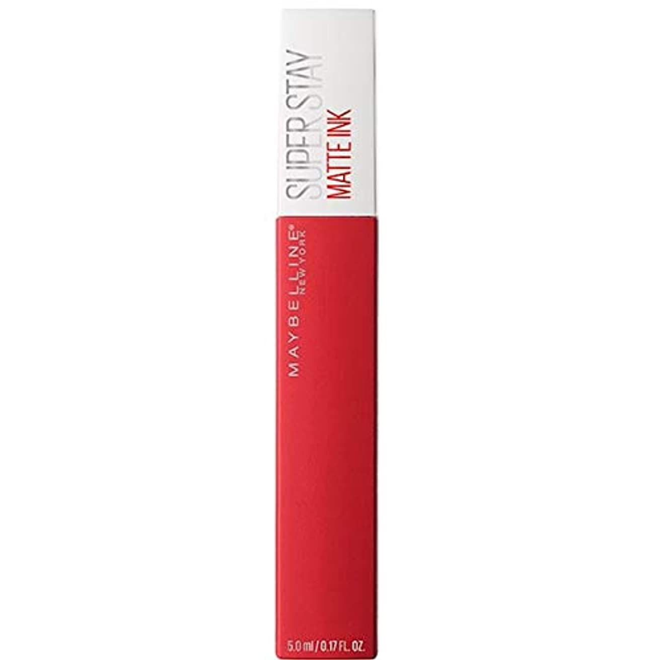 所持悪意のある葬儀[Maybelline ] メイベリンSuperstayマットインク液20パイオニア - Maybelline Superstay Matte Ink Liquid 20 Pioneer [並行輸入品]