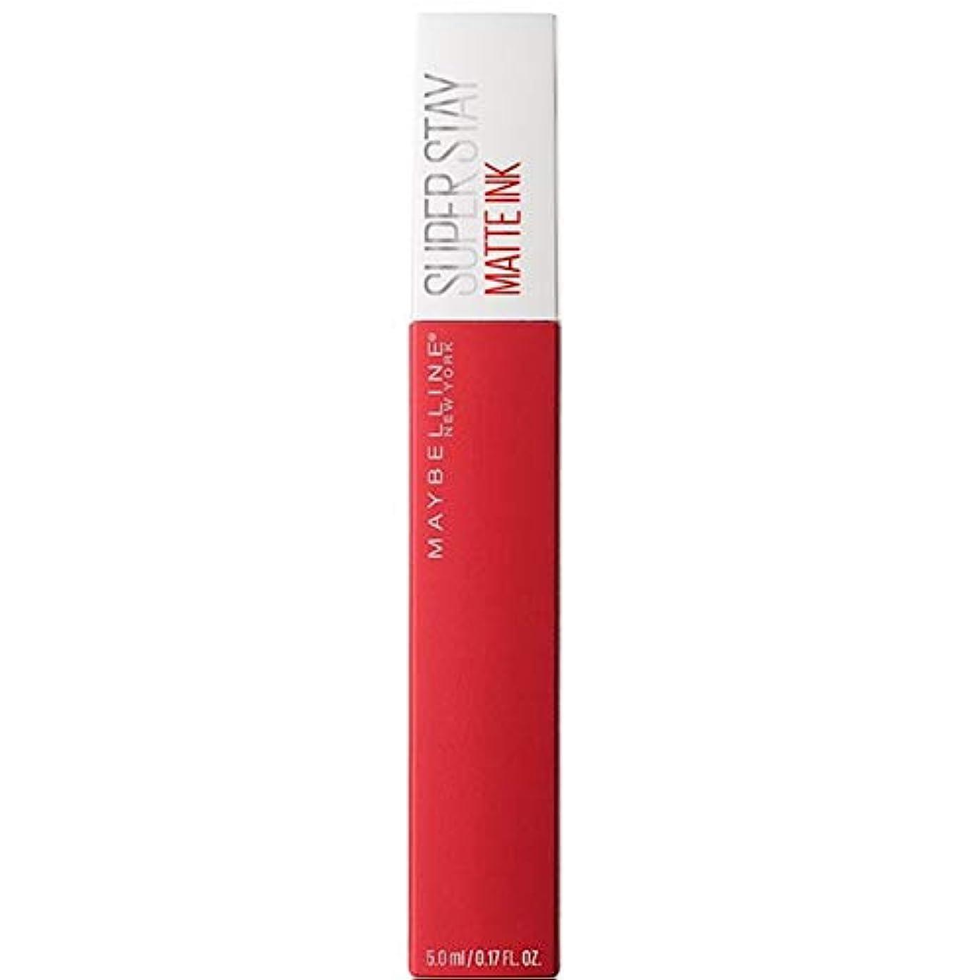 あそこ叫ぶ詳細に[Maybelline ] メイベリンSuperstayマットインク液20パイオニア - Maybelline Superstay Matte Ink Liquid 20 Pioneer [並行輸入品]