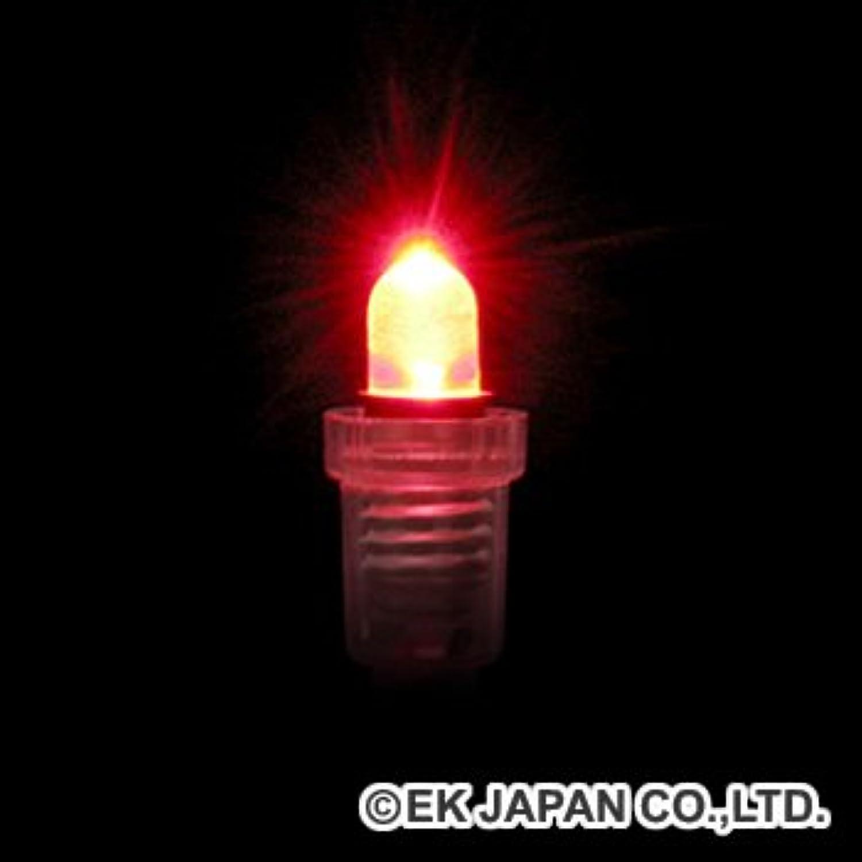 超高輝度電球形LED(赤色?8mm?12V用)