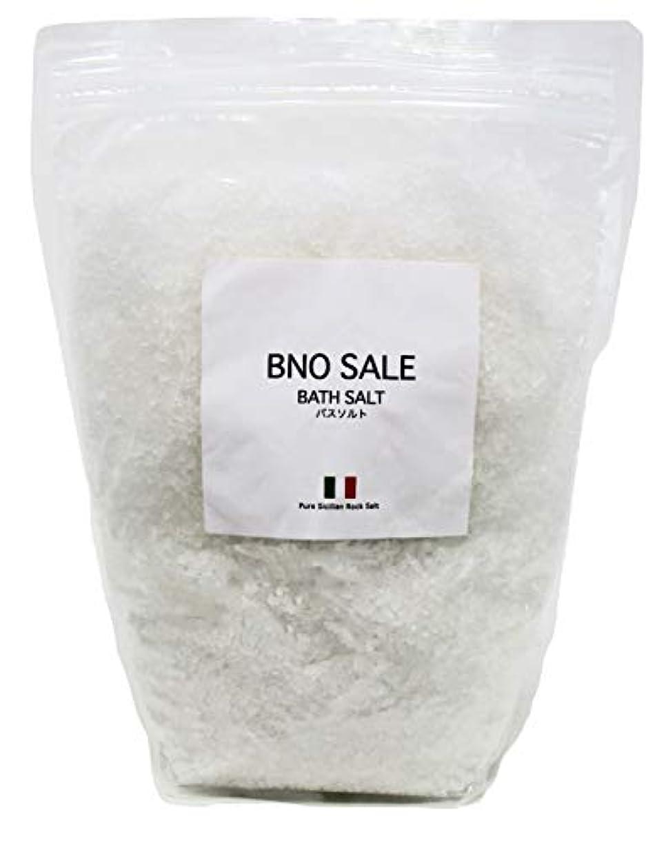 略語ハーネス見つけるシチリア産 岩塩 2Kg バスソルト BNO SALE ヴィノサーレ マグネシウム 保湿 入浴剤 計量スプーン付