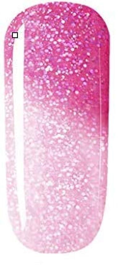 月曜移行するディスコカラージェル 10色套装 完璧なセット 8ml キャットアイジェルキット カメレオンカラージェルセット ジェルネイルカラー UV/LED 适用 ネイルアートジェルで簡単に DIY 下の色で10ボトルを自由に選ぶことができる