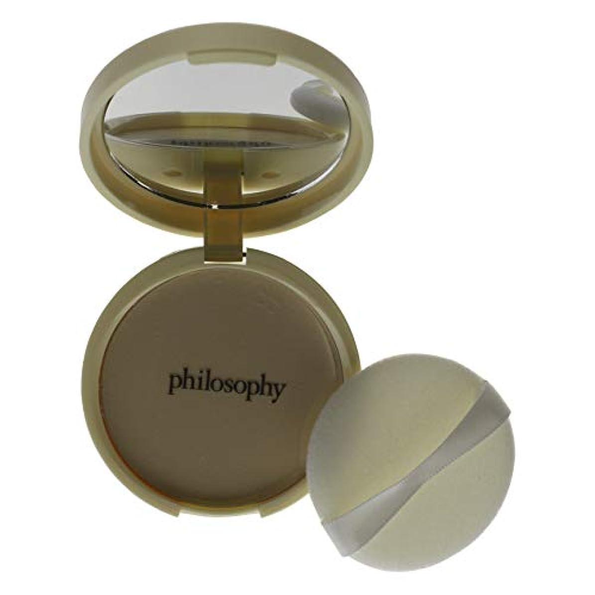 ずんぐりしたディスク機械的にフィロソフィー Purity Made Simple Shield & Perfect Anti Pollution Flawless Powder 11g/0.38oz並行輸入品