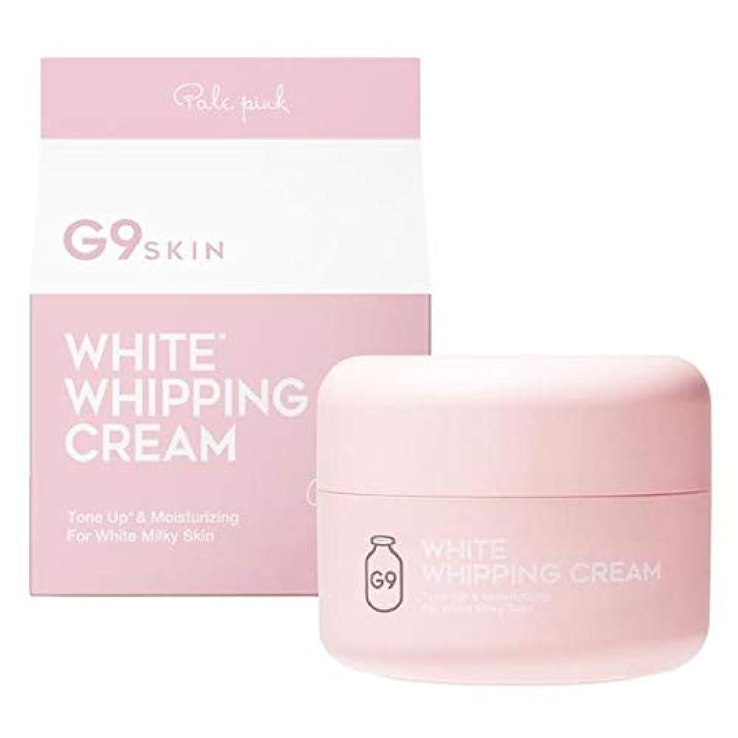 多用途韓国賢いホワイトホイッピングクリーム ピンク 50g