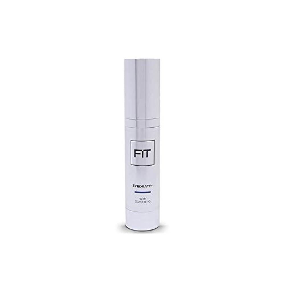 濃度刈る卵フィット +修理血清20ミリリットル x2 - Fit Eyedrate+ Repair Serum 20ml (Pack of 2) [並行輸入品]