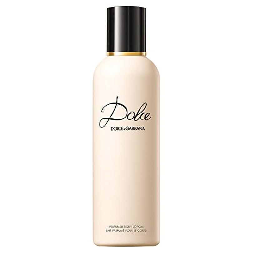 たらい測定気になるドルチェ&ガッバーナドルチェのボディローション200ミリリットル (Dolce & Gabbana) (x6) - Dolce & Gabbana Dolce Body Lotion 200ml (Pack of 6)...