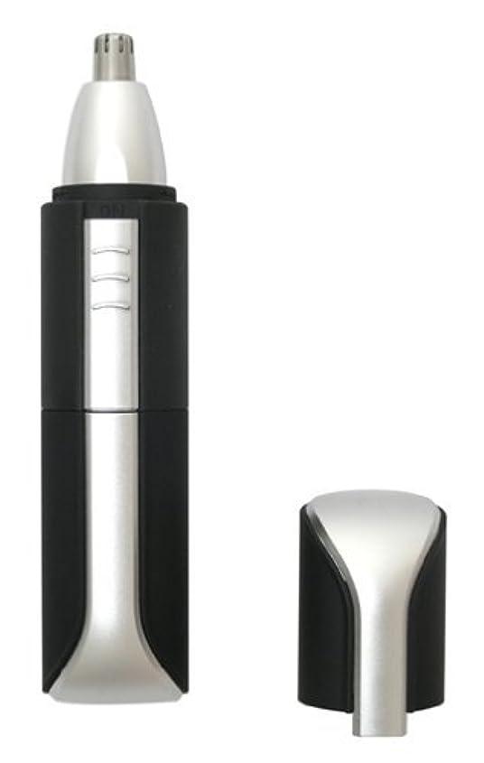 硬さクラックポット億LOZENSTAR EX (ロゼンスター) 水洗い 鼻毛カッター PCY-410