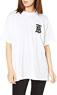 [バーバリー] 8017473 EMERSON TB Tシャツ 100% COTTON レディース