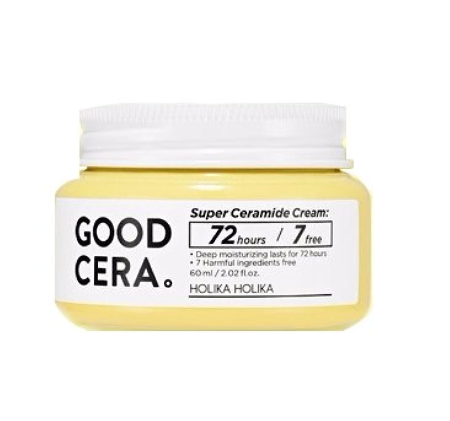 色合い人間ランク[NEW] ホリカホリカ スーパーセラミドクリーム 60ml / HOLIKA HOLIKA Super Ceramide Cream [並行輸入品]