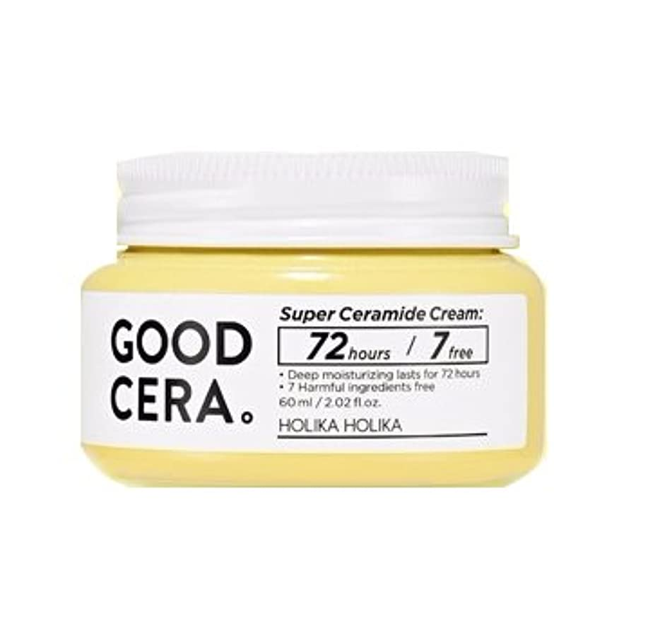 プロットまばたき祖先[NEW] ホリカホリカ スーパーセラミドクリーム 60ml / HOLIKA HOLIKA Super Ceramide Cream [並行輸入品]