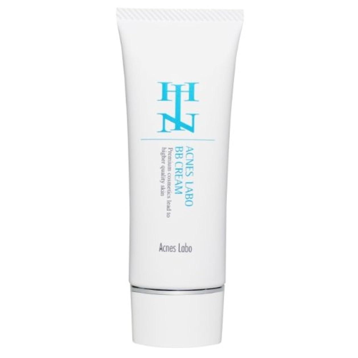 願う発表する因子HINアクネスラボ 薬用BBクリーム ベージュ 35g