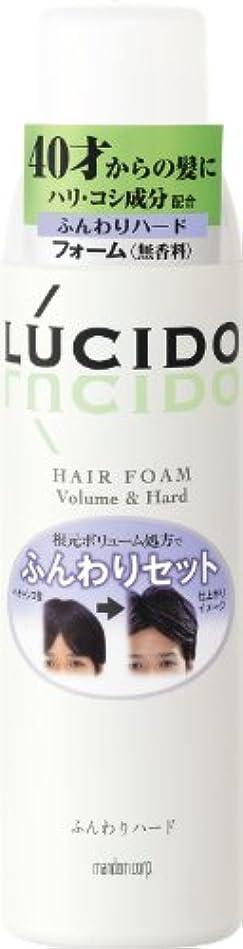 分析的なそれから酸化物LUCIDO (ルシード)  ボリュームパウダーフォーム ふんわりハード 185g
