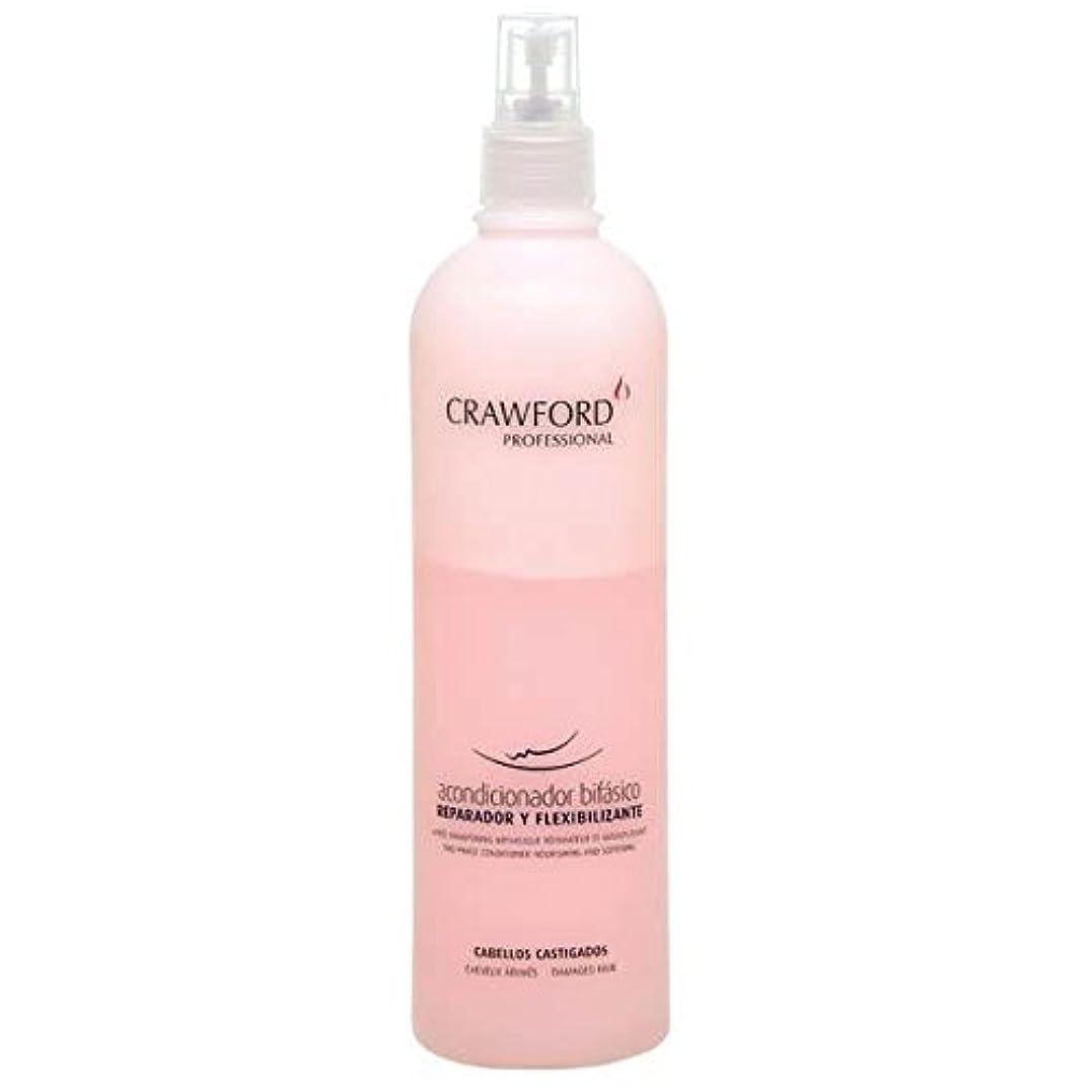 わずかな閲覧する共同選択クロフォードヘアコンディショナー500 ml - 6(合計3000 ml)