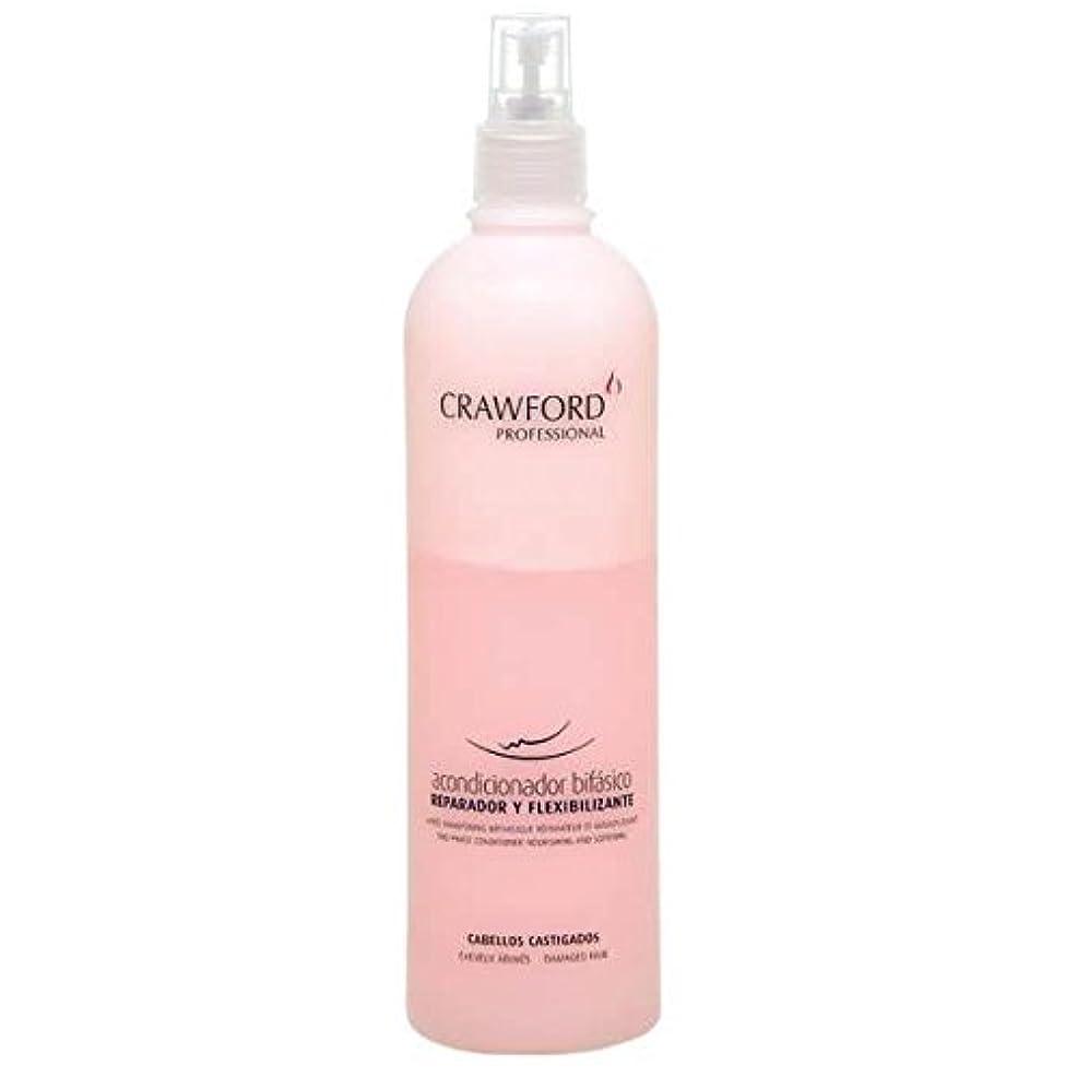 サドル慣れている失クロフォードヘアコンディショナー500 ml - 6(合計3000 ml)