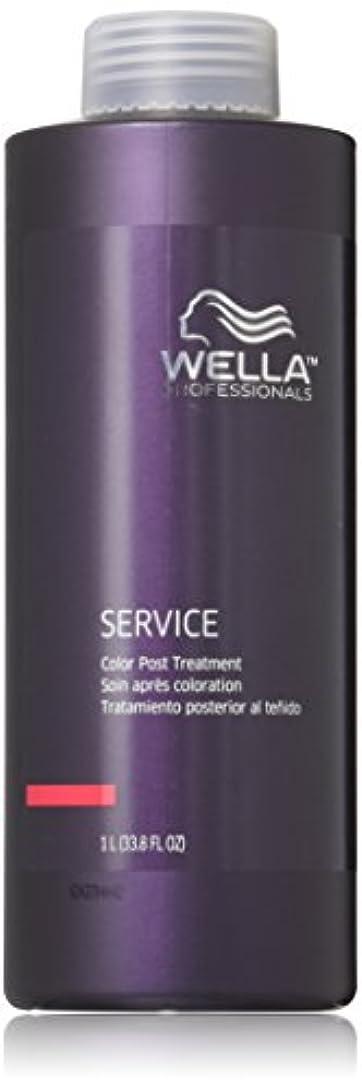 糸はちみつ日付Wella Professionals Post Treatment Service Color, 33.8 Ounce by Wella