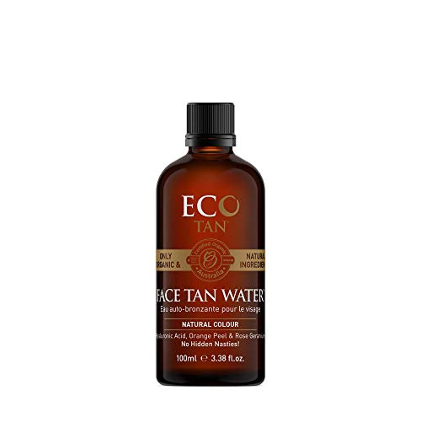 EcoTan エコタン フェイスウォーター