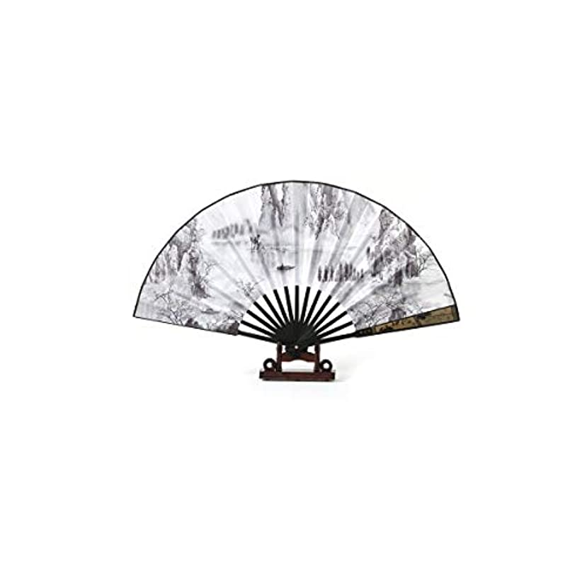 Fengshangshanghang 新清アンティーク扇子、リビングルーム、寝室の装飾、誕生日プレゼント、貴族。,家の装飾