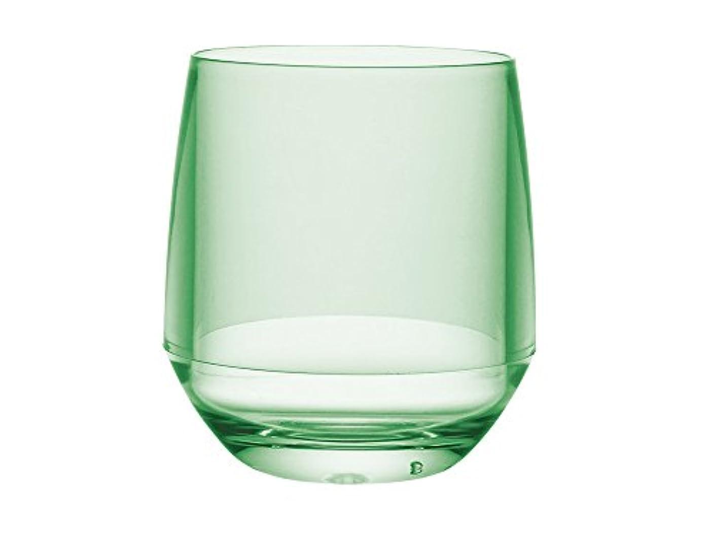 降臨ボットペイントスノーピーク(snow peak) クラルテ ワイングラス?クリアグリーン TW-275CG