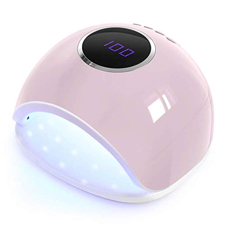 ネイルライトプロフェッショナル24ワット/ 48ワットUVランプネイル、3つのプリセットタイマー(5秒、30秒、60秒)を備えたネイルグルー自動センサー用