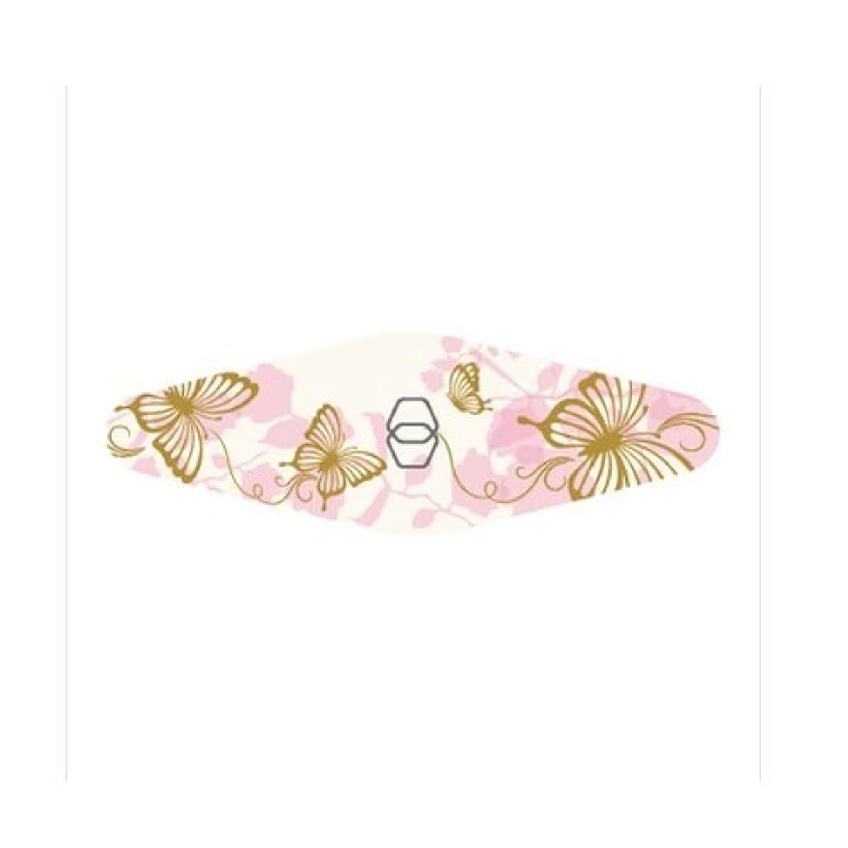 二層かるユーモラスGOEI DIAMOND ダイヤモンド爪やすり キャリー(ピンク蝶々)