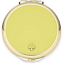 Kate Spade New York KS Spade Street Travel-Mirror, Citron