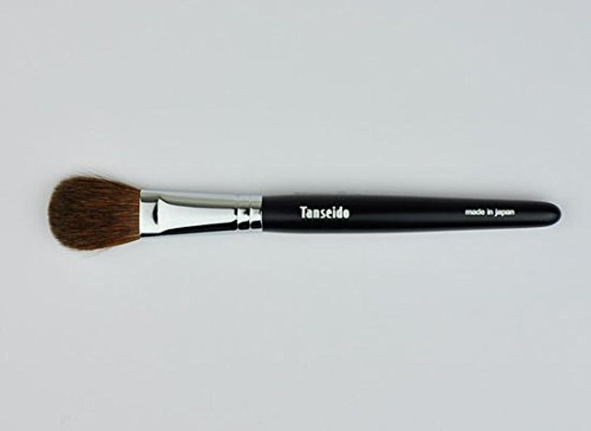 囲まれた振るう流用する熊野筆 丹精堂 アイシャドウブラシ AQ 14 黒