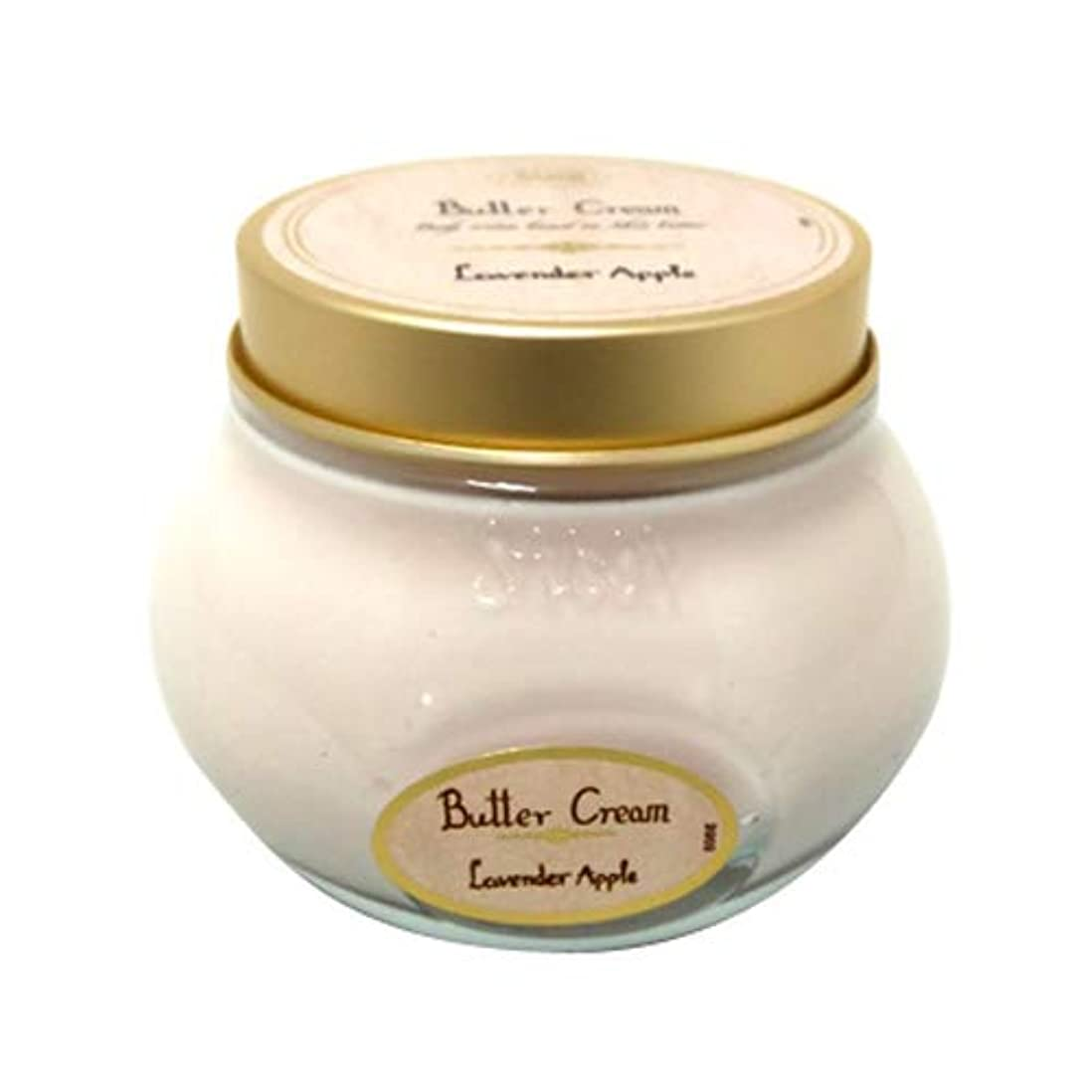 ラオス人自由しなければならないサボン バタークリーム ラベンダーアップル 200ml SABON [ ボディクリーム ] [並行輸入品]