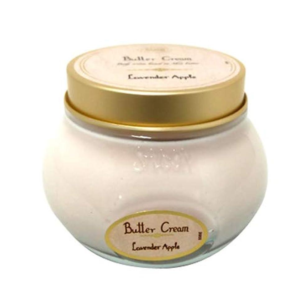 広く昇進芽サボン バタークリーム ラベンダーアップル 200ml SABON [ ボディクリーム ] [並行輸入品]