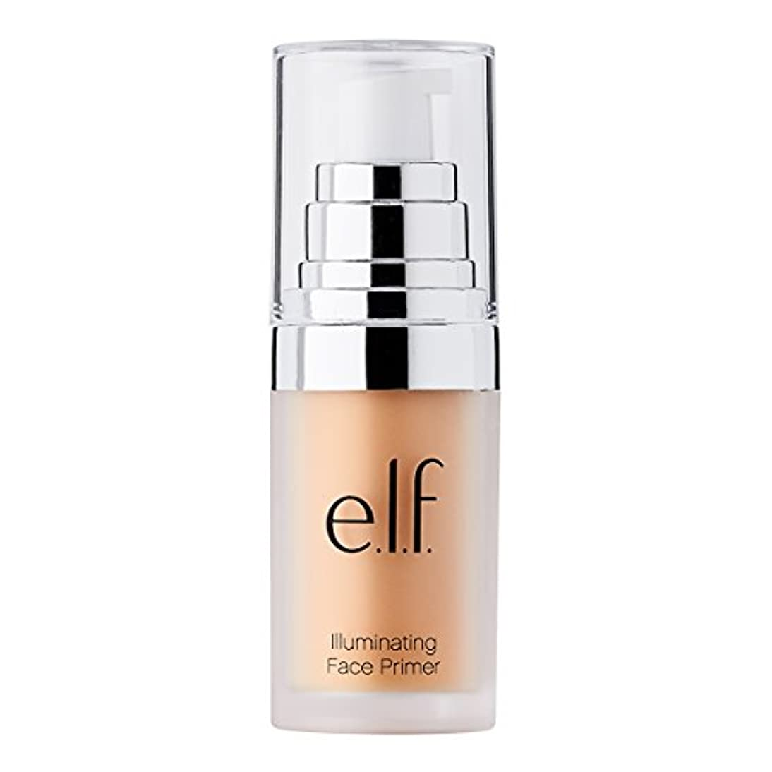 シーフードハンマー区画e.l.f. Studio Mineral Infused Face Primer - Radiant Glow (並行輸入品)