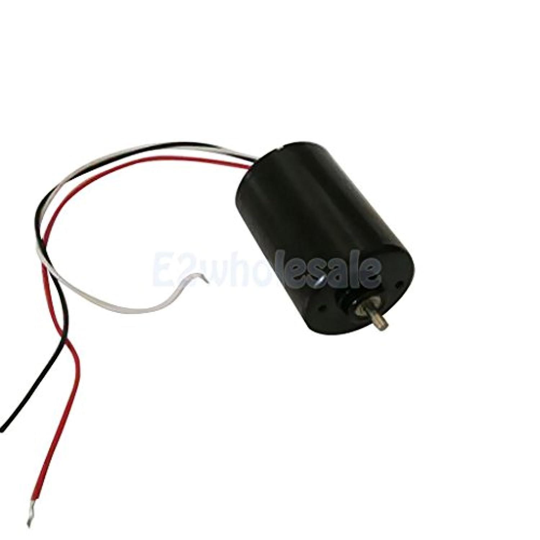 12 V 4200 RPMマイクロ磁気4-pole hi-torqueブラシレス電動DCモーター