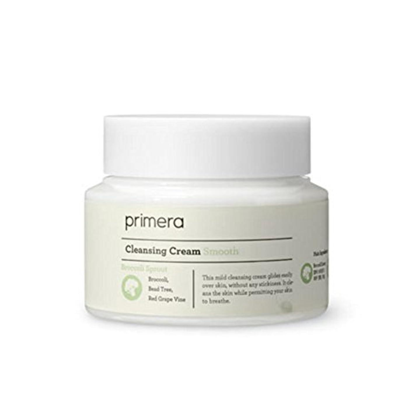勇気石の芽【プリメーラ】 PRIMERA Smooth Cleansing Cream スムース クレンジングクリーム 【韓国直送品】 OOPSPANDA