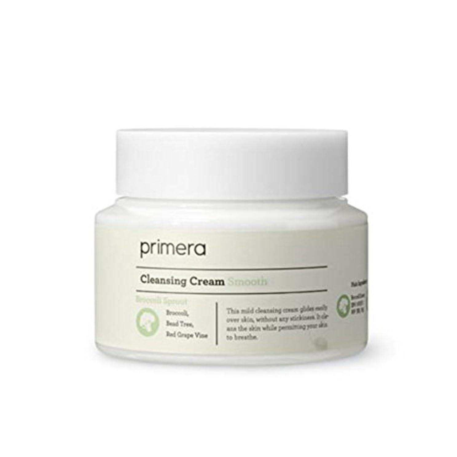 ためらう焦げブラウン【プリメーラ】 PRIMERA Smooth Cleansing Cream スムース クレンジングクリーム 【韓国直送品】 OOPSPANDA