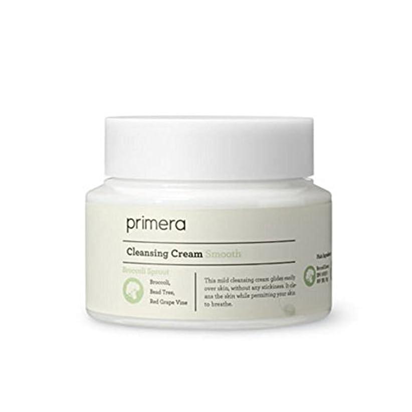 減る合金におい【プリメーラ】 PRIMERA Smooth Cleansing Cream スムース クレンジングクリーム 【韓国直送品】 OOPSPANDA