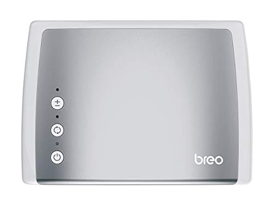 乏しい灌漑飽和するブレオ ハンドマッサージ器breo iPalm 2 BRP3000H