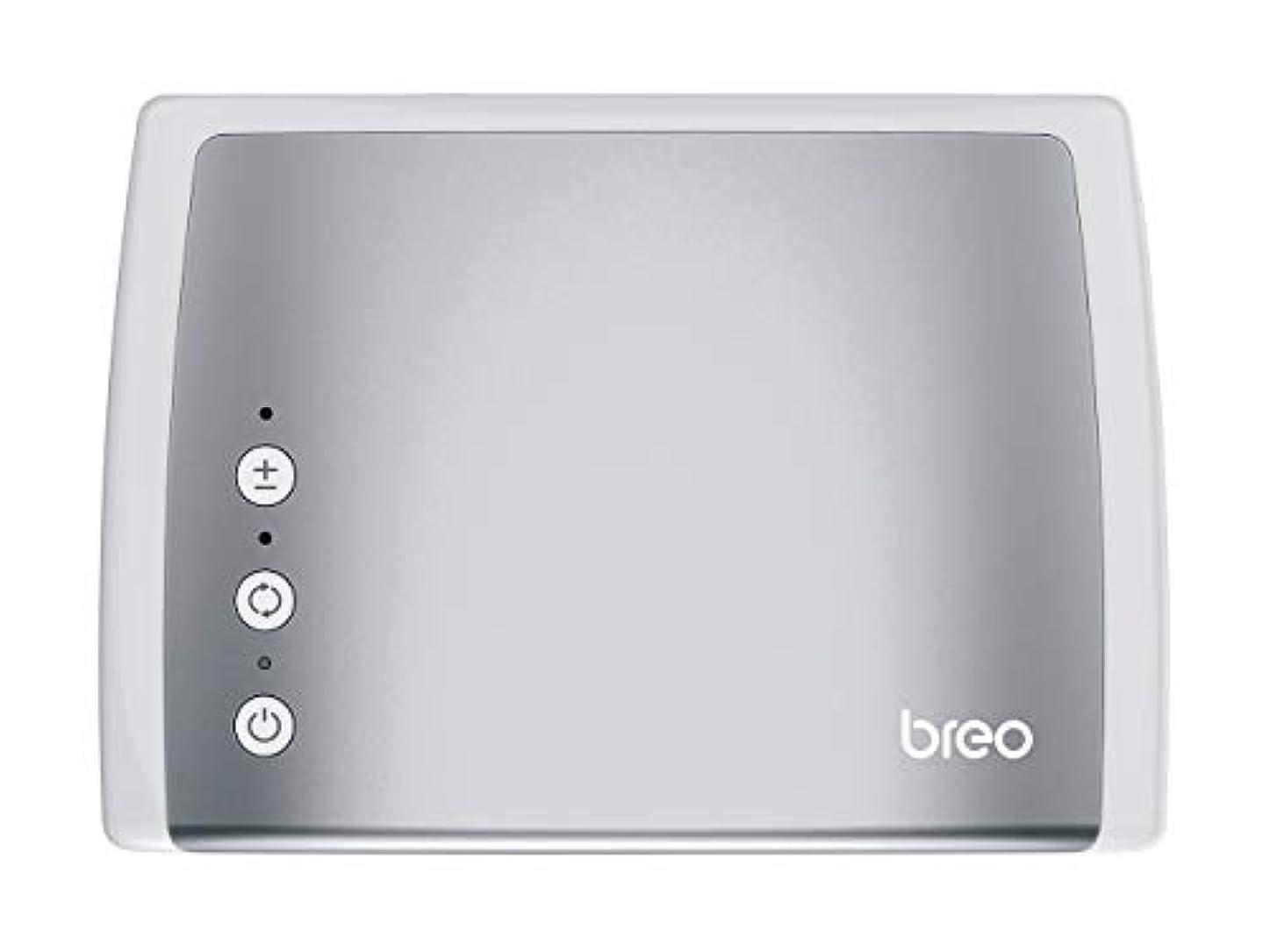 スポンジ雪の実質的ブレオ ハンドマッサージ器breo iPalm 2 BRP3000H