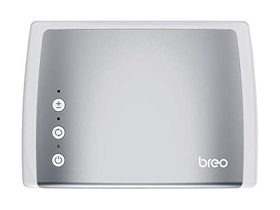 ミルクやむを得ない塊breo(ブレオ) iPalm2(アイパルム2) ハンドケア 乾電池式 コードレス 【正規品】