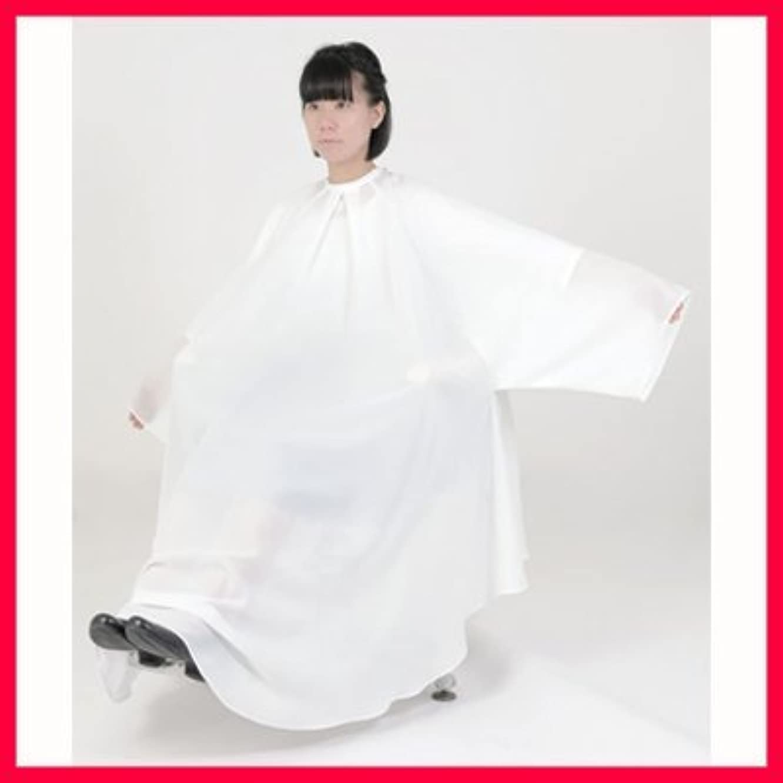 習字薄暗いバケツエクセル 8112 ビッグドレス(カット)ホワイト