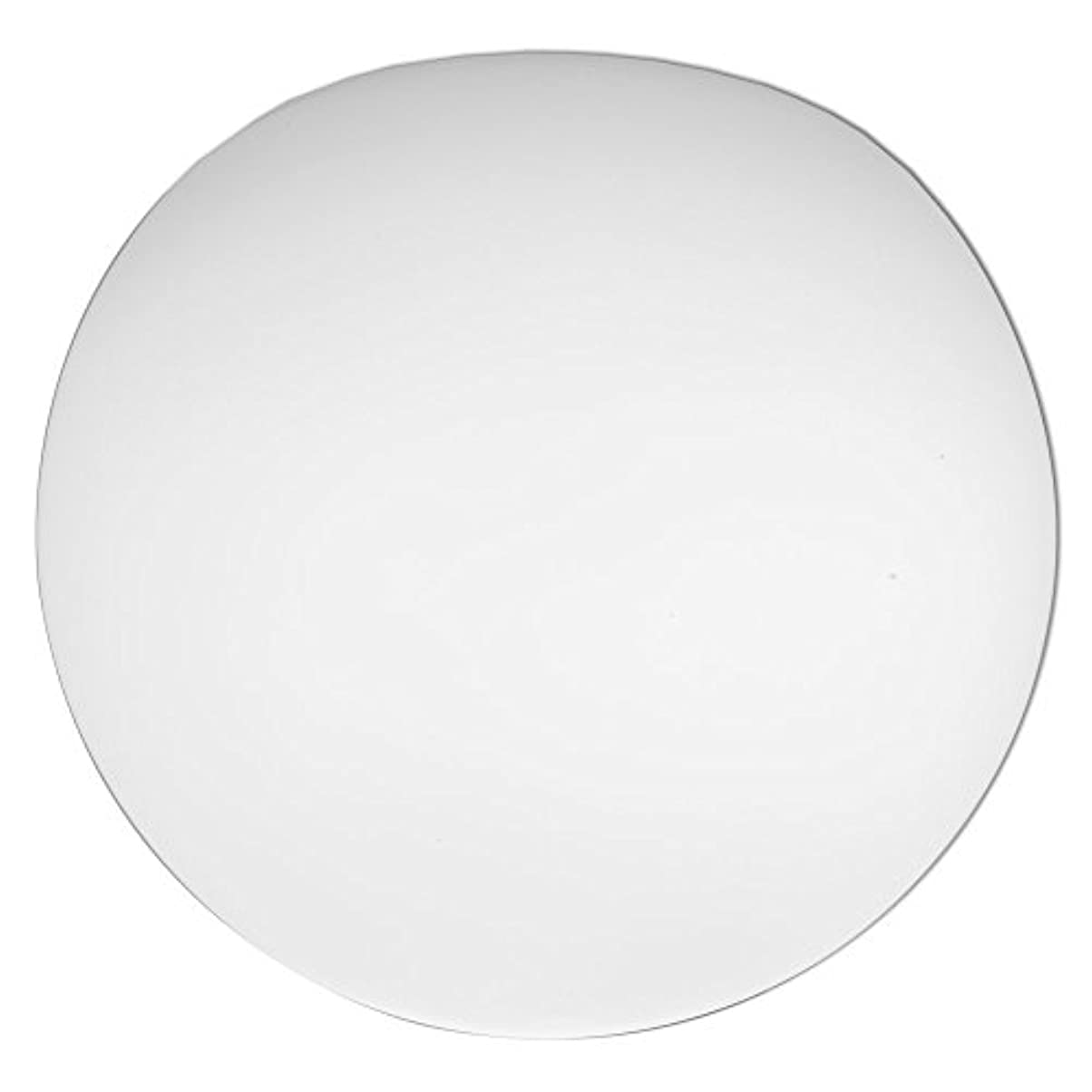 あいにく誇張するバースLithonia Lighting DGLOB6 M12 Replacement Glass Diffuser White [並行輸入品]
