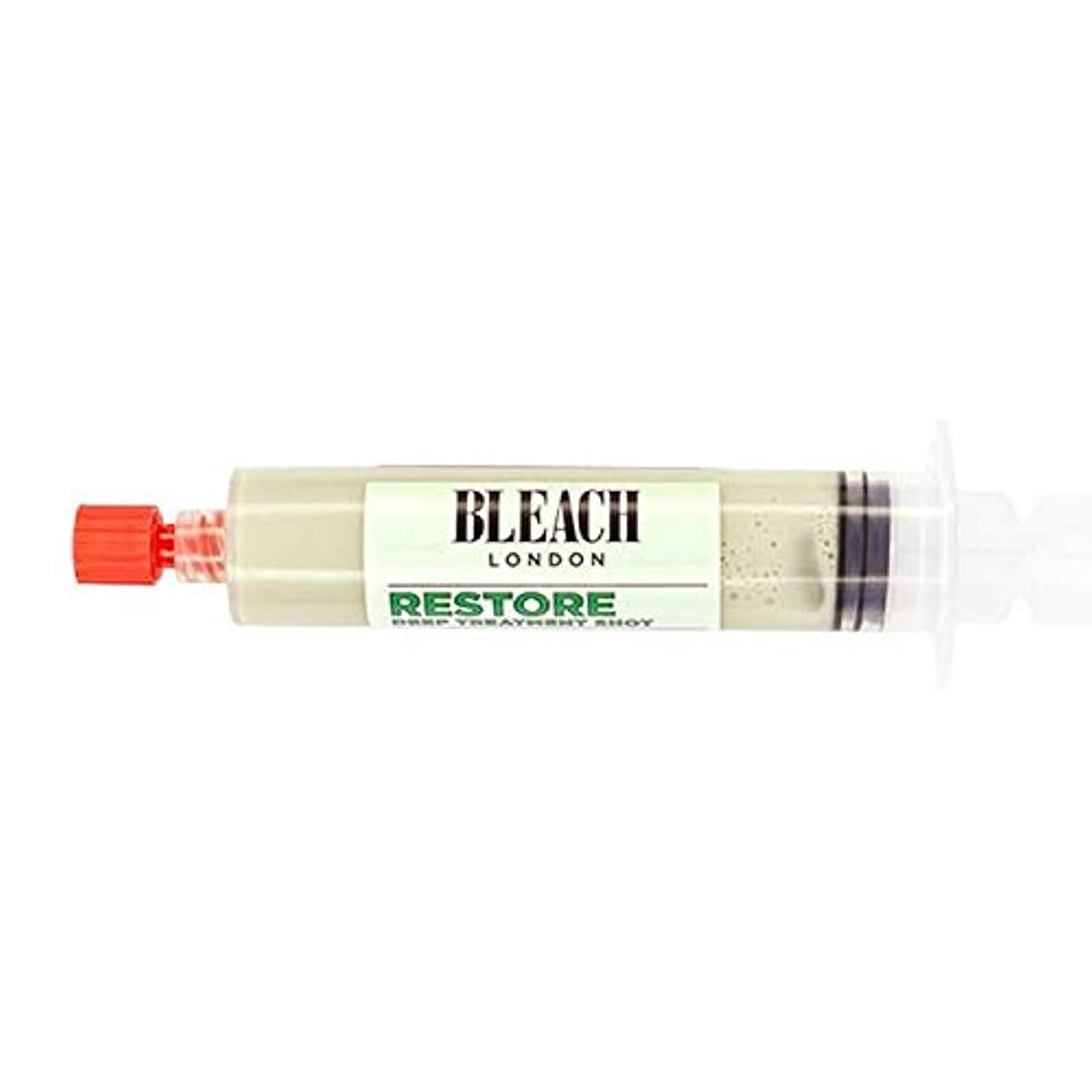 憂慮すべき配置松の木[Bleach London ] ロンドン治療ショットを漂白 - 復元 - Bleach London Treatment Shot - Restore [並行輸入品]