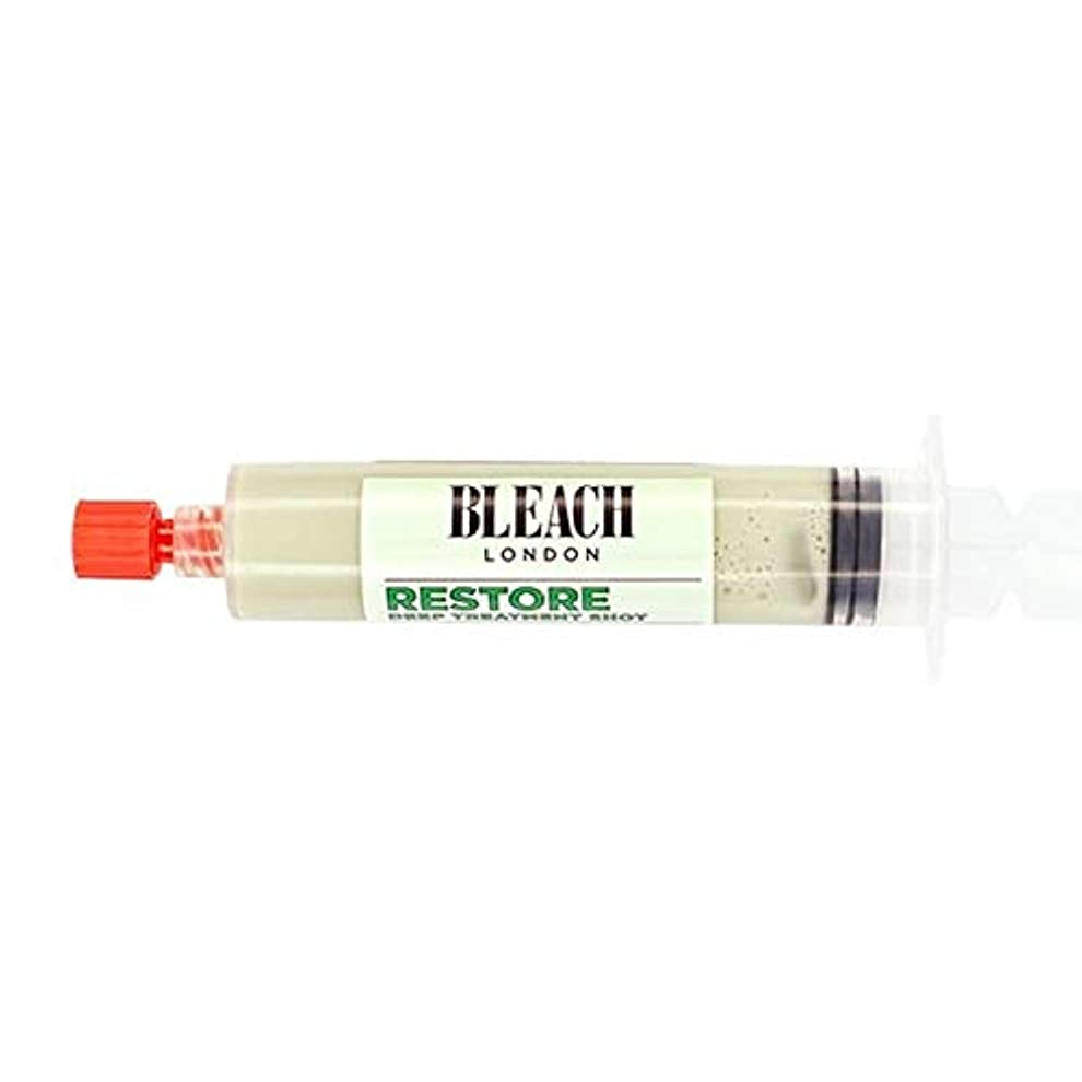 アダルト誤解を招く借りている[Bleach London ] ロンドン治療ショットを漂白 - 復元 - Bleach London Treatment Shot - Restore [並行輸入品]
