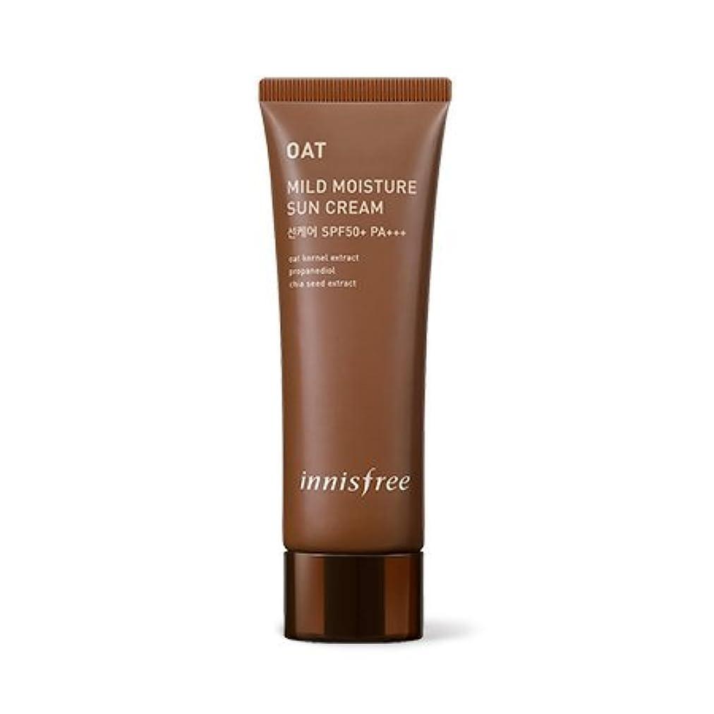 innisfree OAT Mild Moisture Sun Cream 40ml/イニスフリー オート マイルド モイスチャー サン クリーム 40ml [並行輸入品]